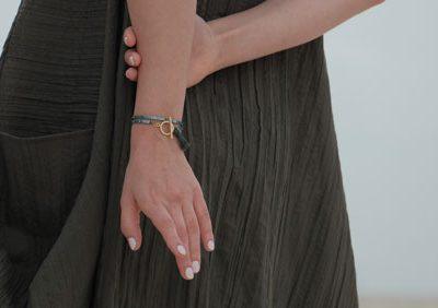 دستبند قفل ایتالیایی